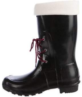 Hunter Mid-Calf Rain Boots