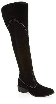 Matisse Women's Studded Western Over The Knee Boot