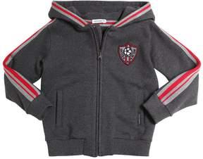Dolce & Gabbana Hooded Cotton Sweatshirt