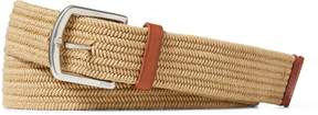 Ralph Lauren Braided Stretch Cotton Belt