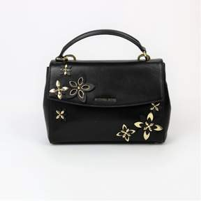 Michael Kors Ava Small Satchel Black, $328 MSRP - BLACKS - STYLE