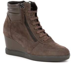 Geox Eleni Wedge Sneakers