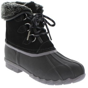 Sporto Women's Defrost Faux Fur Lined Duck Boot