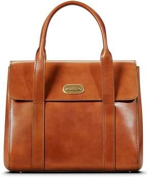 Shinola Small Harness Leather Satchel