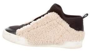 3.1 Phillip Lim Morgan High-Top Sneakers