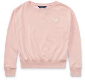 Polo Ralph Lauren French Terry Sweatshirt Petal S