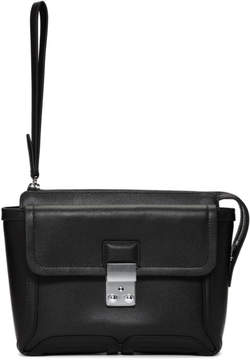 3.1 Phillip Lim Black Pashli Clutch