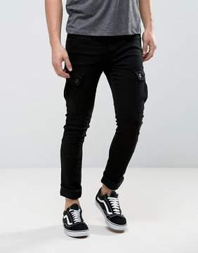 Loyalty And Faith Eldon Skinny Cargo Jeans
