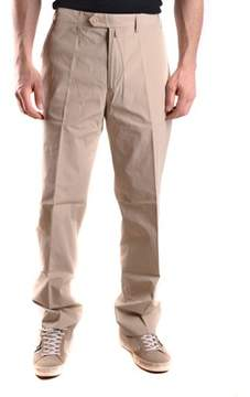 Gant Men's Beige Cotton Pants.