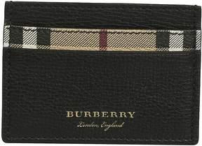 Burberry Sandon Haymarket Card Holder