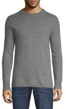 Scotch & Soda Heathered Crewneck Sweater