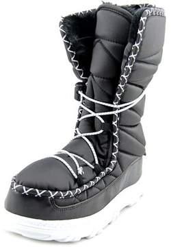 Khombu Sasha Round Toe Synthetic Snow Boot
