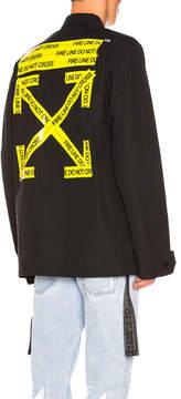 Off-White Firetape Field Jacket