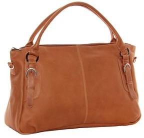 Piel Leather LARGE HANDBAG/CROSS BODY BAG