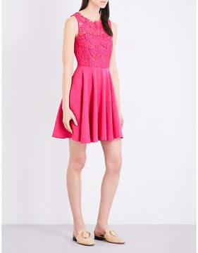 Claudie Pierlot Rosalianne lace dress