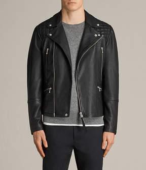 AllSaints Rango Leather Biker Jacket