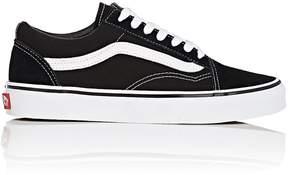 Vans Women's Old Skool Canvas & Suede Sneakers