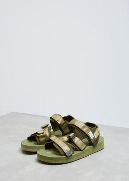 Suicoke Olive Kisee Sandal
