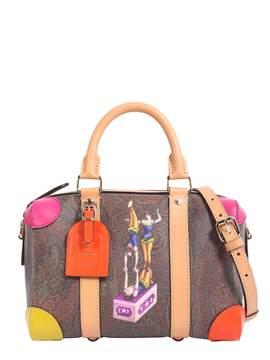 Etro Paisley Small Handbag