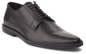 Christian Dior Men's Leather Oxford Derby Dress Shoes Black.