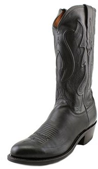 Lucchese M1003.r4 2e Round Toe Leather Western Boot.