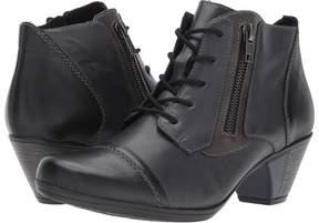 Rieker D1281 Annemarie 81 Women's Zip Boots