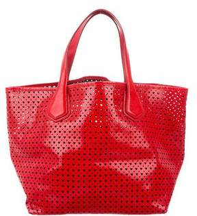 MZ Wallace Perforated JF Tote