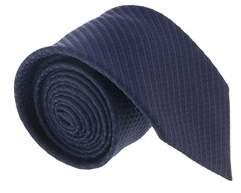 Ermenegildo Zegna Green-navy 100% Silk Geometric Tie.