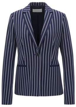 BOSS Hugo Striped Blazer Jebella 2 Patterned