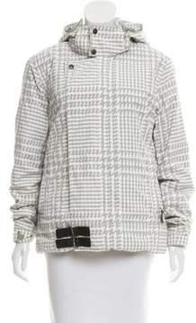 Burton Printed Hooded Jacket