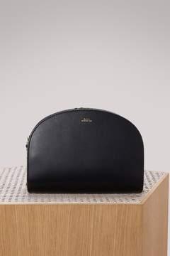 A.P.C. Luna leather bag