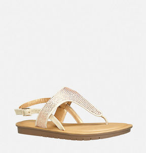 Avenue Gillian Rhinestone Thong Sandal