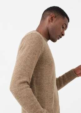 Mango Outlet Mohair-blend sweater