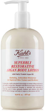 Kiehl's Since 1851 Superbly Restorative Argan Body Lotion, 16-oz.