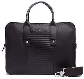 Tommy Hilfiger Leather Laptop Bag