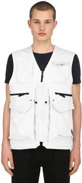 Nike Stretch Cotton Utility Vest