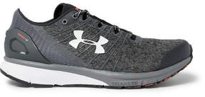 Under Armour Charged Bandit 2.0 Rubber-Trimmed Mesh Running Sneakers