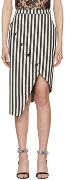 Altuzarra Black and White Paul Bert Skirt