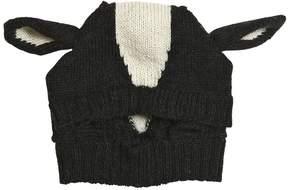 Oeuf Skunk Baby Alpaca Tricot Hat