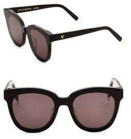 Gentle Monster Inscarlet 66MM Tinted Wayfarer Sunglasses