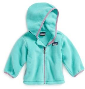 Patagonia Infant Girl's Synchilla Fleece Cardigan