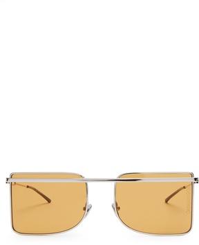 CALVIN KLEIN 205W39NYC D-frame metal sunglasses