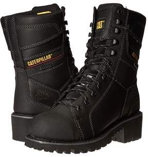 Caterpillar Casebolt Waterproof TX Steel Toe Men's Work Lace-up Boots