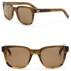 Jack Spade Chambers 52mm Sunglases