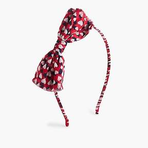 J.Crew Girls' bow headband