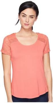 Aventura Clothing Wyatt Short Sleeve Women's Short Sleeve Pullover