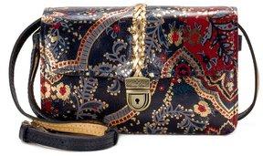 Patricia Nash Provencal Escape Collection Bianco Cross-Body Bag