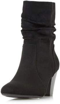 Head Over Heels *Head Over Heels by Dune Black 'Ronni' Heeled Boots