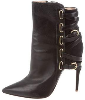 Jerome C. Rousseau Jiro Crossover Ankle Boots