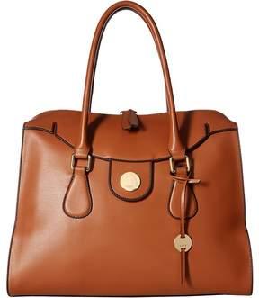 Lodis Rodeo RFID Gwyneth Zip Top Tote Tote Handbags